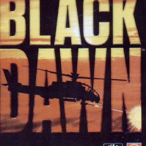 Black Dawn (Playstation 1 game )