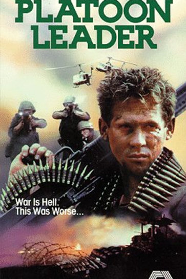 Platoon Leader [VHS]