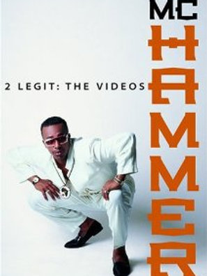 MC Hammer: 2 Legit -DVD