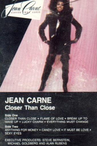 Jean Carne Closer than Close- CASSETTE