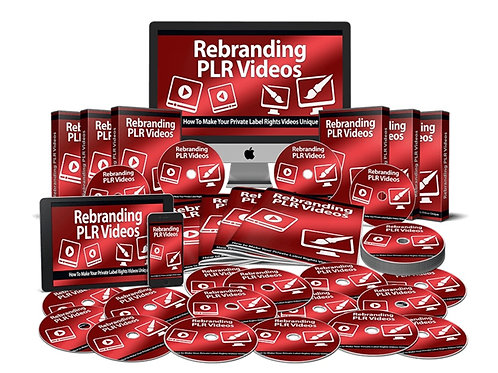 Rebranding PLR Videos