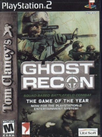 Ghost Recon (playstation 2 game)