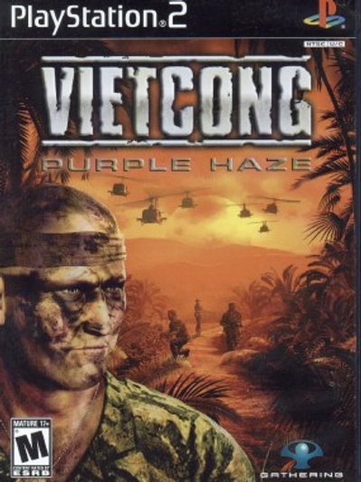 VIETCONG (Playstation 2 Game)