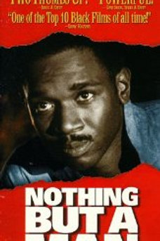 Nothing But a Man-VHS