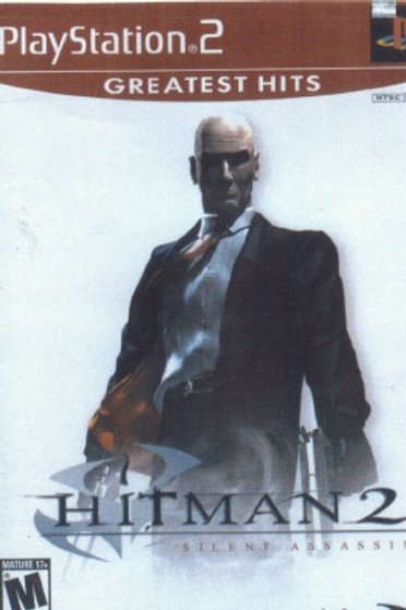 Hitman 2 (Playstation 2 game)