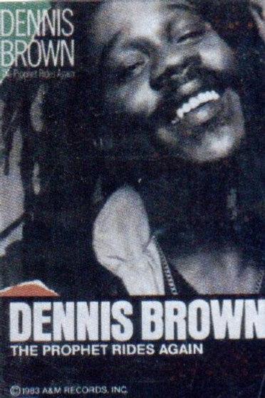 Dennis Brown-CASSETTE
