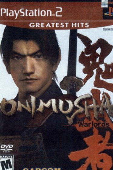Onimusha (Playstation 2 game)