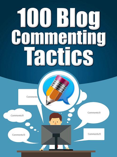 100BlogCommentingTactics