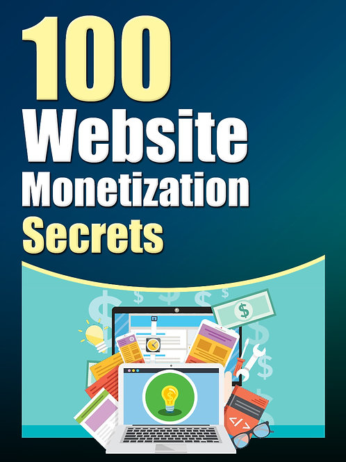 100WebsiteMonetizationSecrets