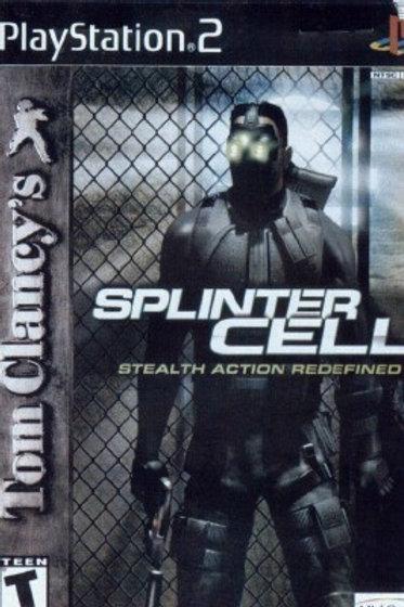 Splinter Cell (Playstation 2 game)