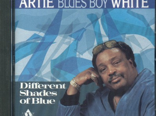 "Artie ""Blues Boy"" White"