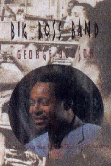 George Benson Big boss band-CASSETTE
