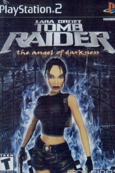 TOMB RAIDER (Playstation 2 game)