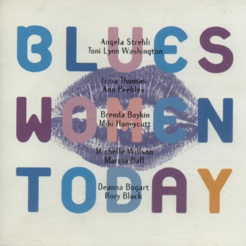 Blues Women Today