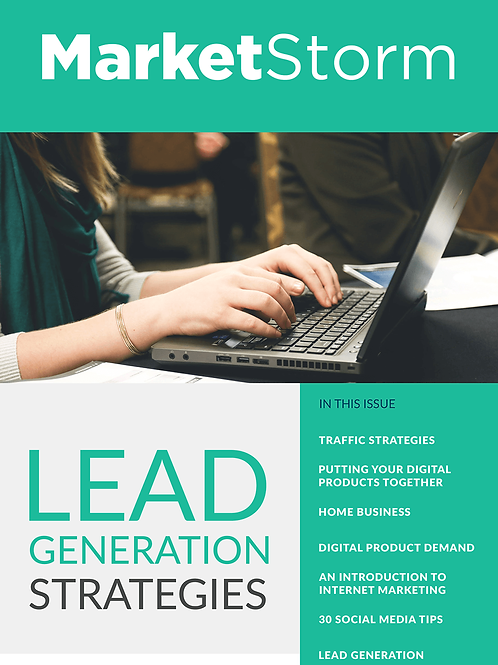 LEAD GENERATOR STRATEGIES