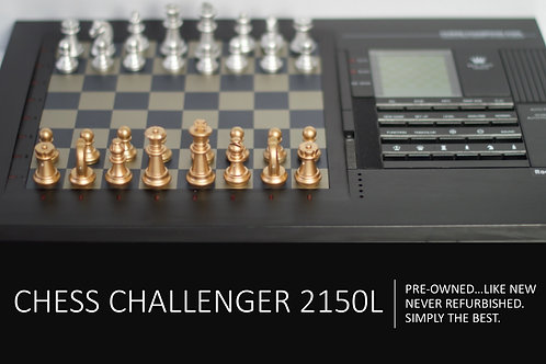 RADIO SHACK CHESS CHAMPION 2150L