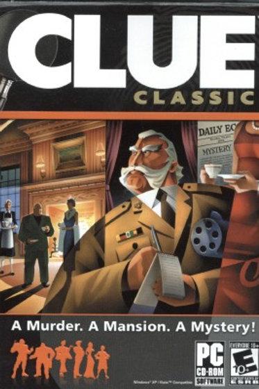 CLUE CLASSIC-PC