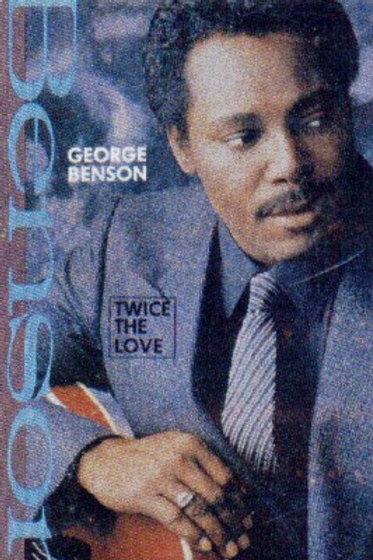 George Benson Twice the love