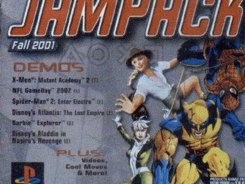 Jampack Fall 2001 (Demos) (Playstation 1 Game )