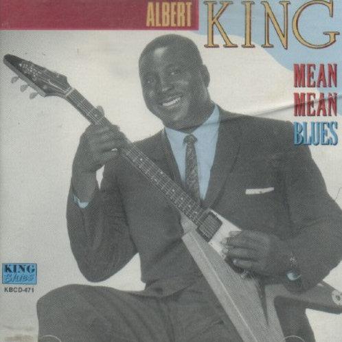 Albert King Mean Mean Blues