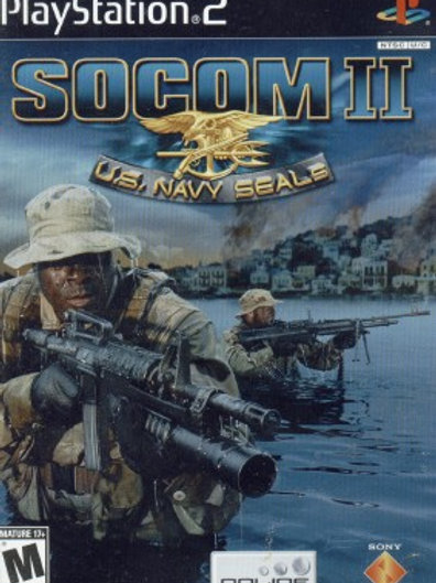 Socom II U.S Navy Seals