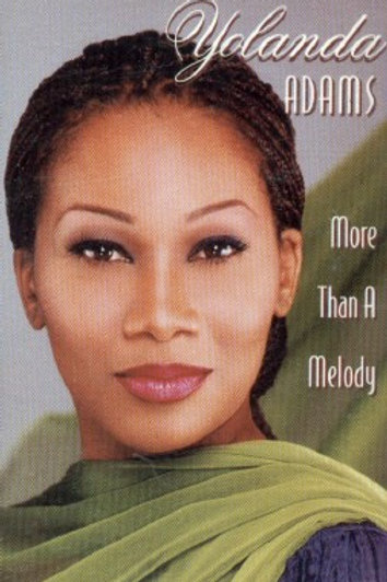 Yolanda Adams More than a melody-CASSETTE