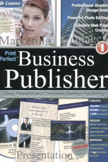 BUSINESS PUBLISHER-PC