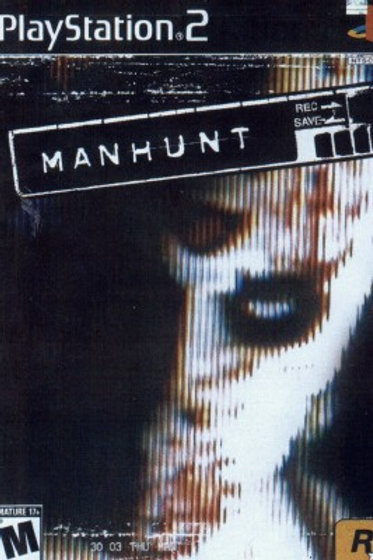 MANHUNT (Playstation 2 game)