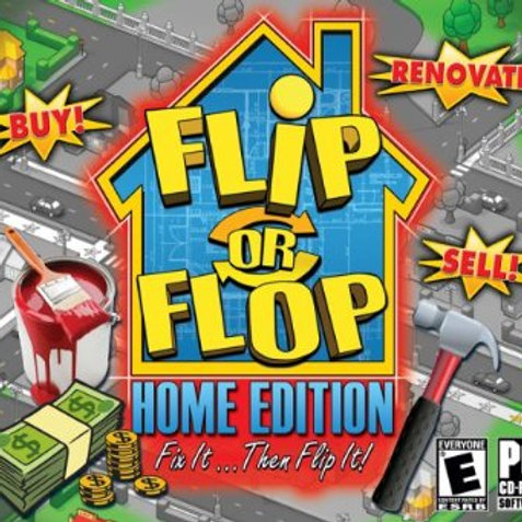 FLIP OR FLOP HOME EDITION PC