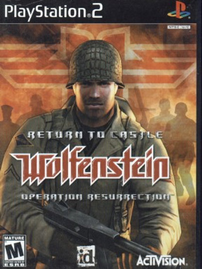 Return to Castle Wolfenstein (Playstation 2 game)