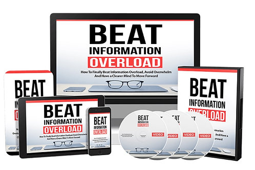 Beat Information Overload
