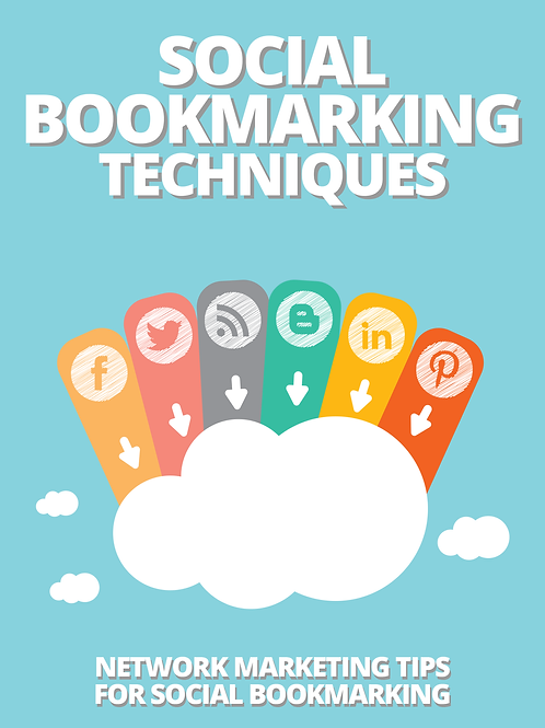 Social Bookmarking Techniques
