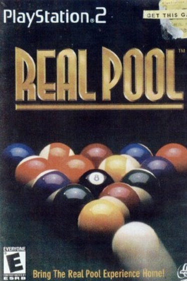 Real Pool (Playstation 2 game)