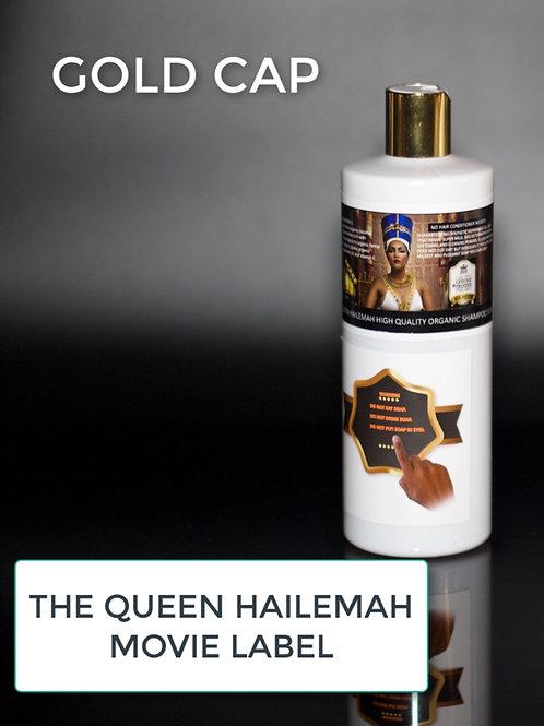 QUEEN HAILEMAH HIGH QUALITY SHAMPOO SOAP. (GOLD CAP)