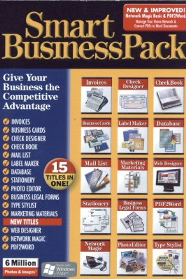 SMART BUSINESS PACK-PC