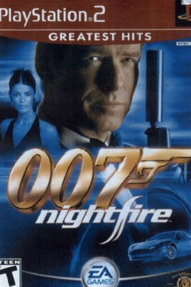 007 Nightfire (Playstation 2 Game)