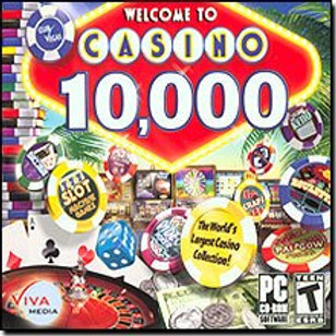 WELCOME TO CASINO 10,000 PC
