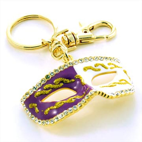 LARGE UNDERCOVER SMART KEY CHAIN-PURPLE