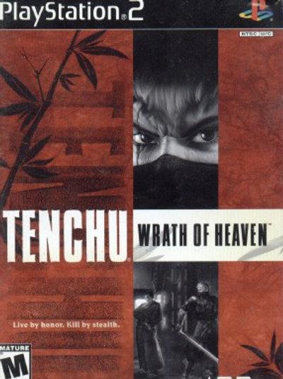 Tenchu, Wrath of Heaven (Playstation 2 game)