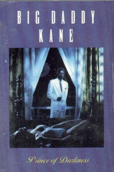Big Daddy Kane- CASSETTE