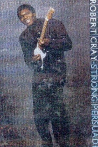 Robert Cray Strong persauder-CASSETTE