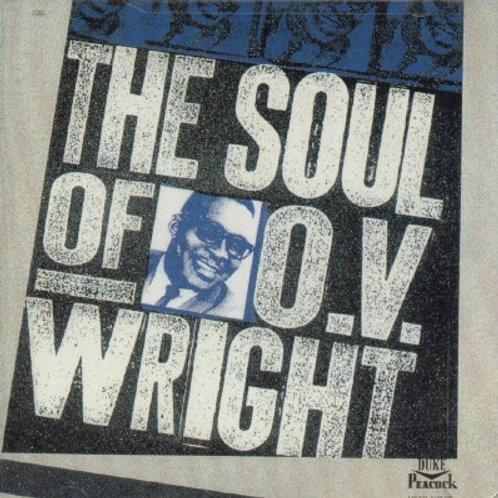 The Soul Of O .V. Wright