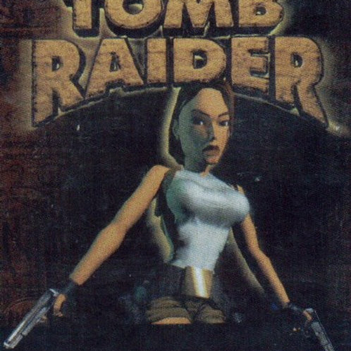 Tomb Raider (Playstation 1 game )