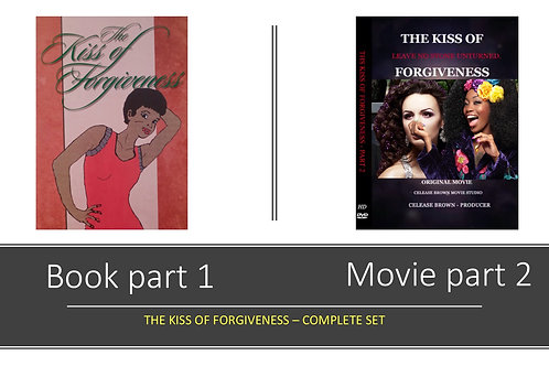 THE KISS OF FORGIVENESS COMPLETE SET