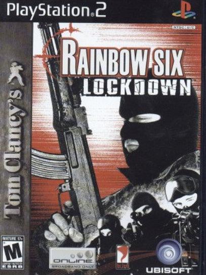 Rainbow Six, Lockdown (Playstation 2 game)