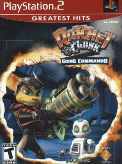 Ratchet and Clank (Playstation 2 game)