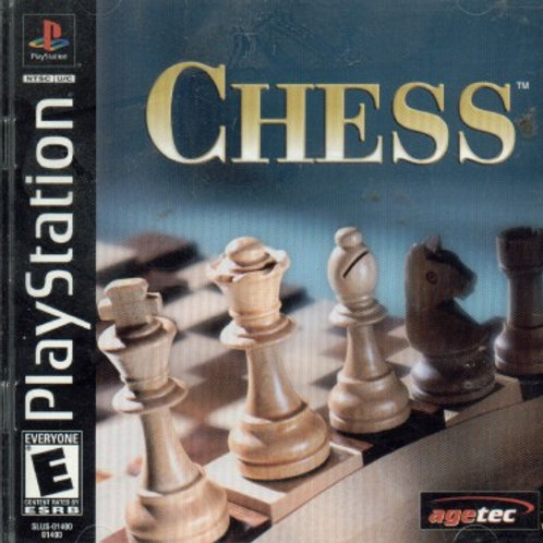 Chess (Playstation 1 game)