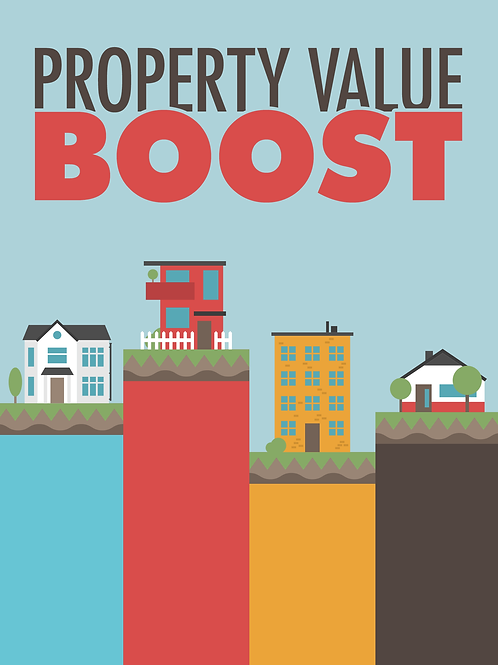 Property Value Boost