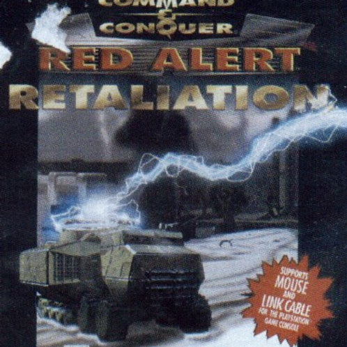Command and Conquer (Playstation 1 game)