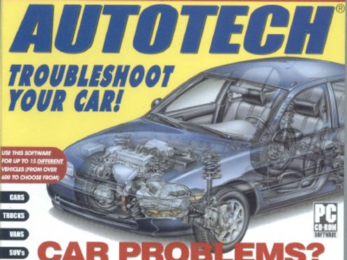AUTOTECH- TROUBLE SHOOT YOUR CAR!-PC